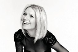 Gwyneth Paltrow gets acupuncture